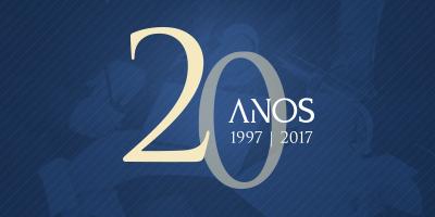 Escritório Comemora 20 Anos de Atuação